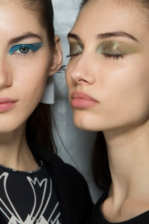 MAKE UP : LES FARDS METALLISES